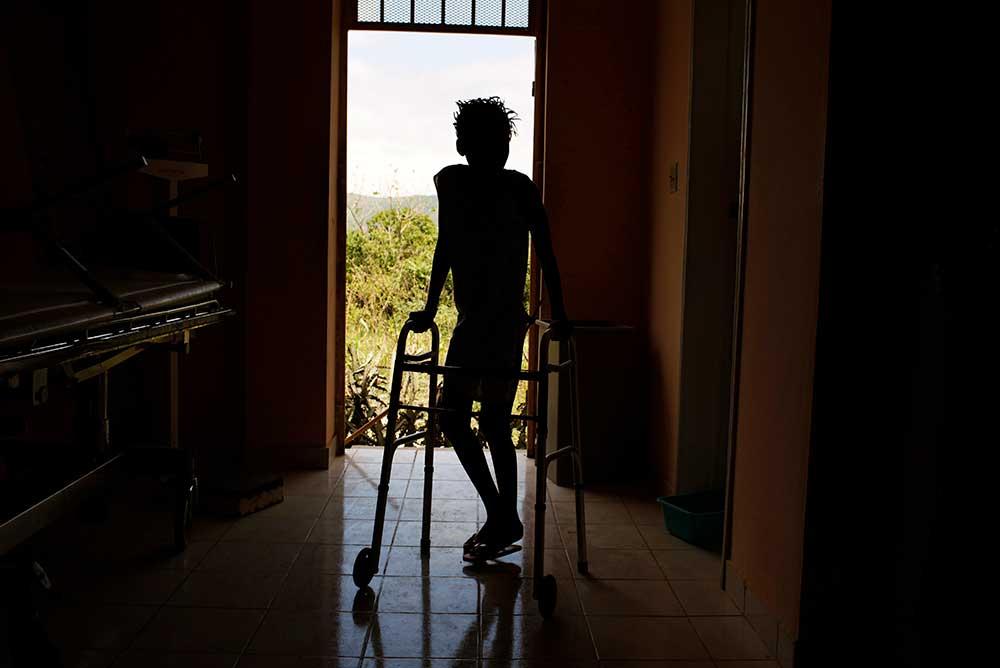 St. Boniface Hospital, Haiti, 2010.