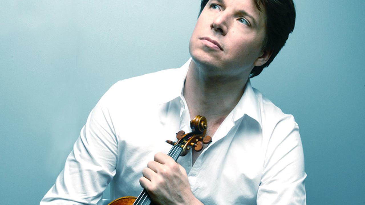Joshua Bell Plays Bruch