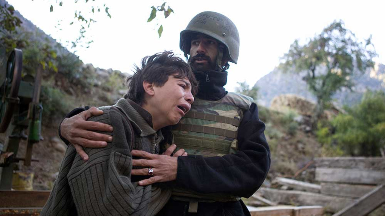 Afghanistan, 2008.