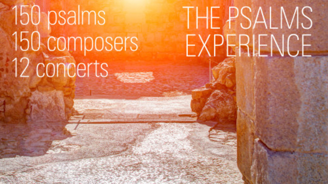 The Psalms Experience at Lincoln Center's White Light Festival