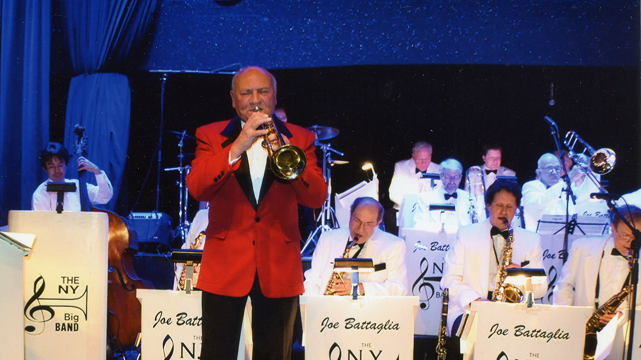 Joe Battaglia & The New York Big Band