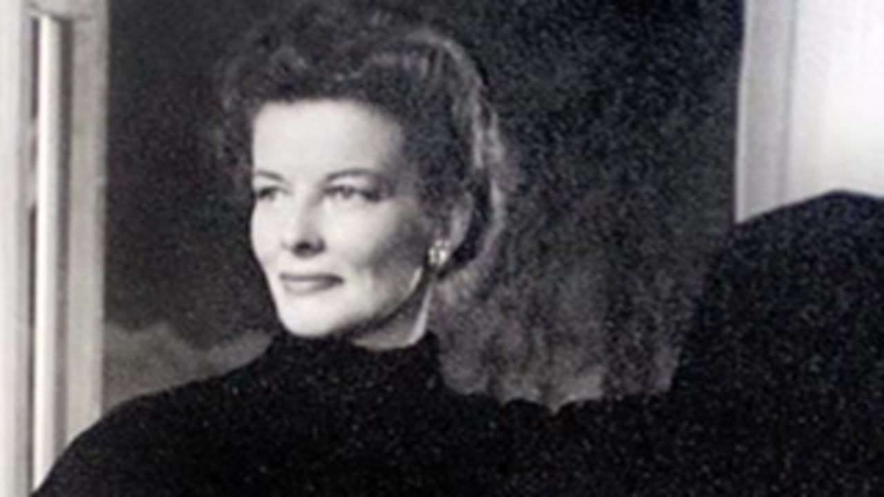 Katharine Hepburn Papers — Treasures of The New York Public Library