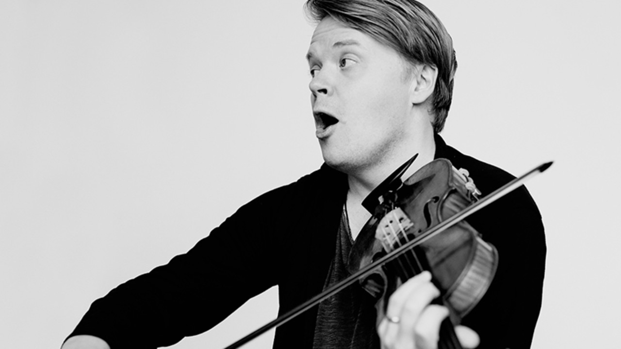 Late Night: Pekka Kuusisto and Knut Erik Sundquist