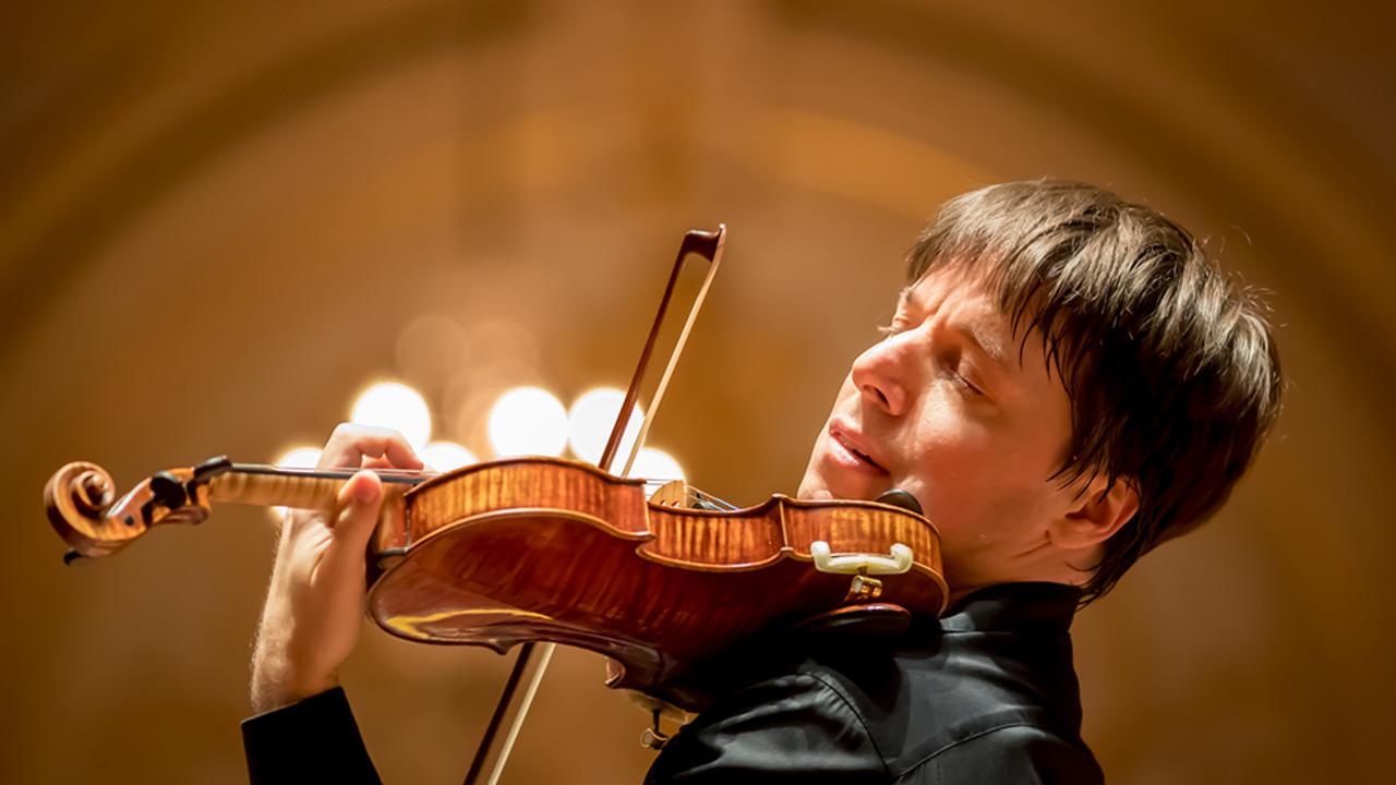 Joshua Bell Plays Dvořák