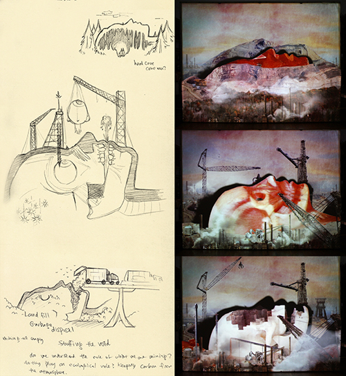 Artist's Note: Miwa Matreyek