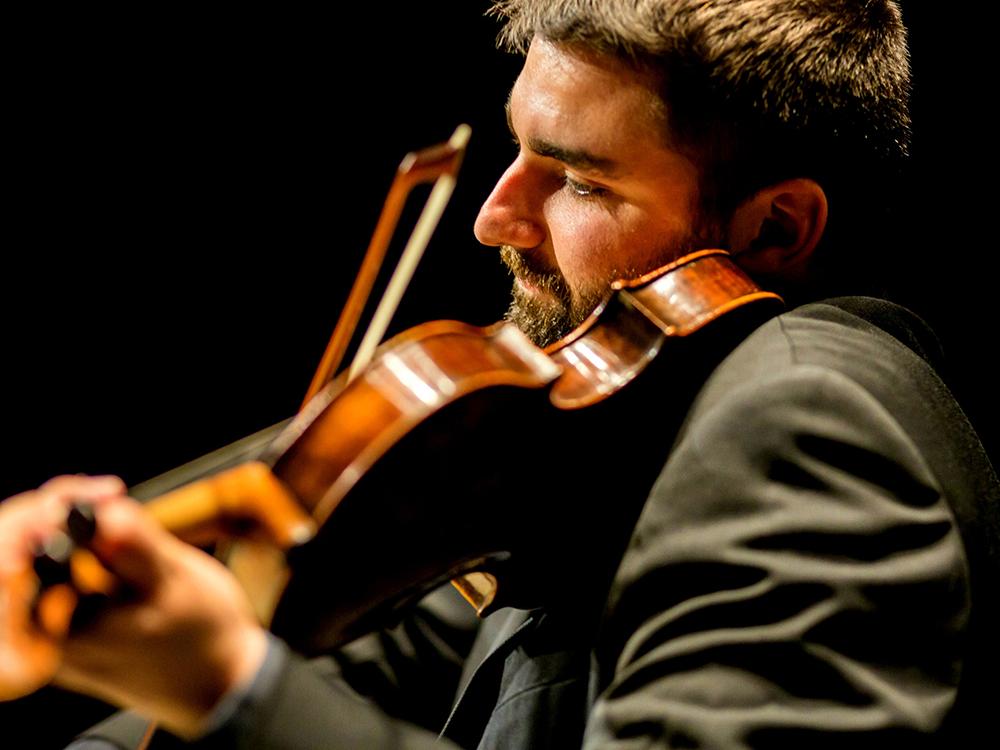 Jésus Merino Ruiz, violin