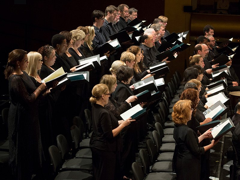 Concert Chorale of New York