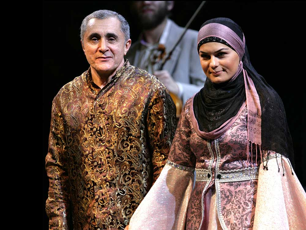 Layla and Majnun, World Premiere Doha 2008