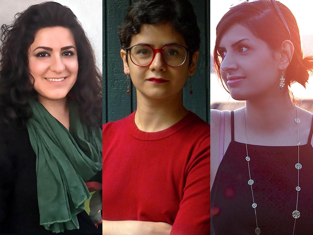 Anahita Abbasi, Aida Shirazi & Niloufar Nourbakhsh