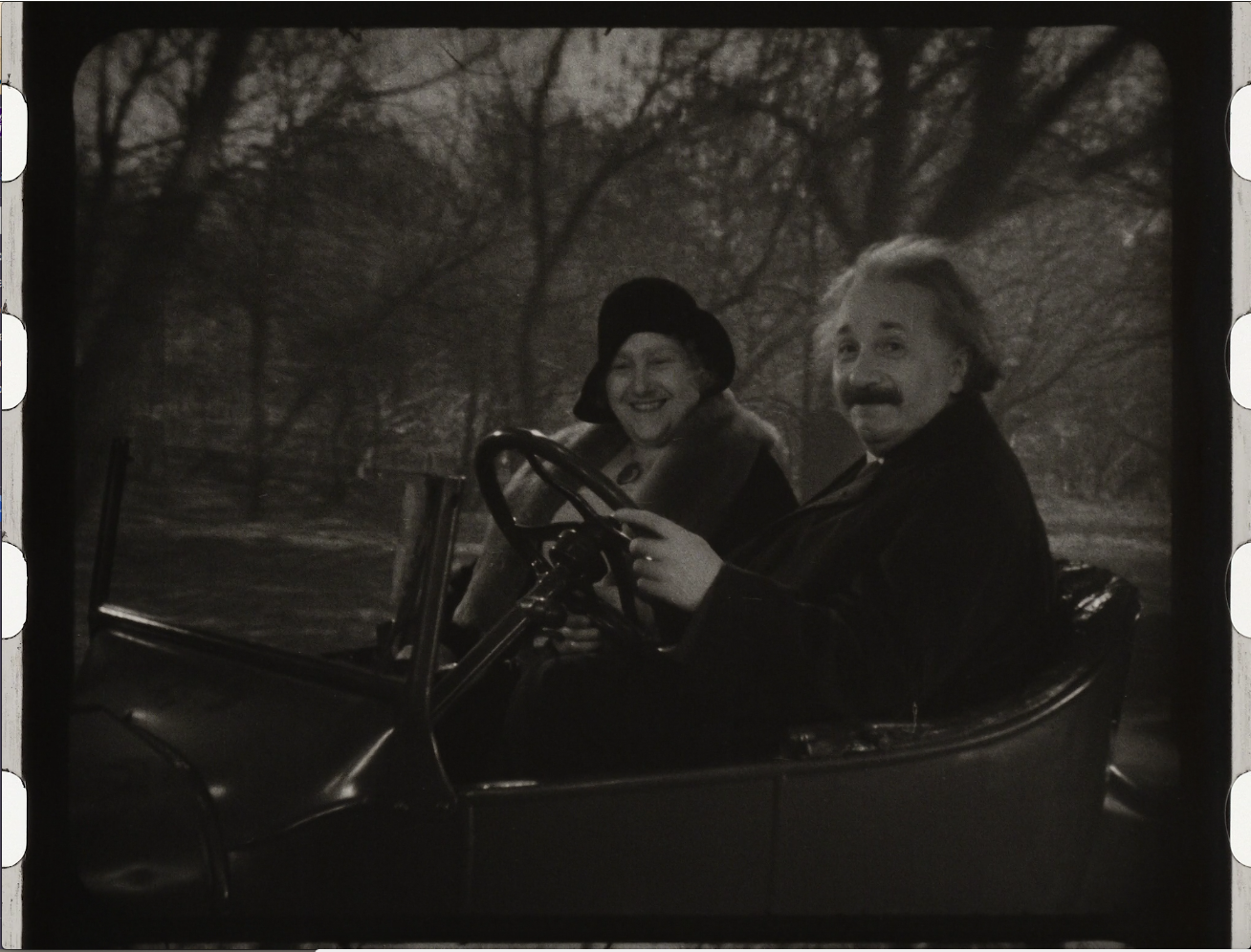 Einstein on Film: Gems from the Lincoln Center Archives