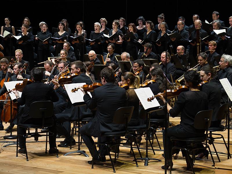 accentus choir & Insula orchestra