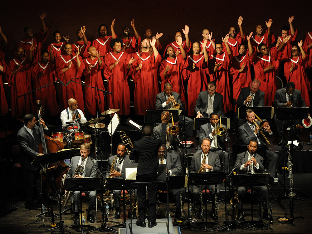 The Abyssinian Mass by Wynton Marsalis