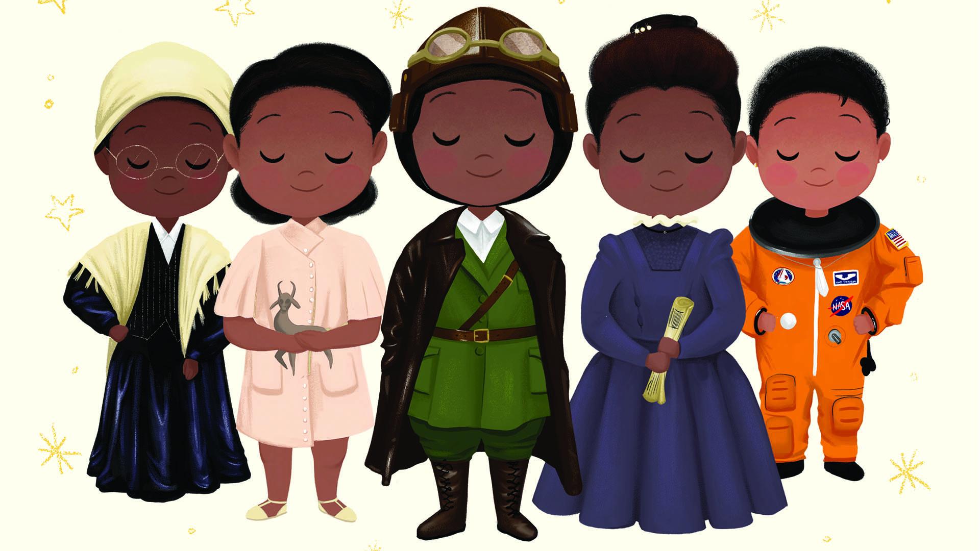 Playlist: Bold Women in Black History