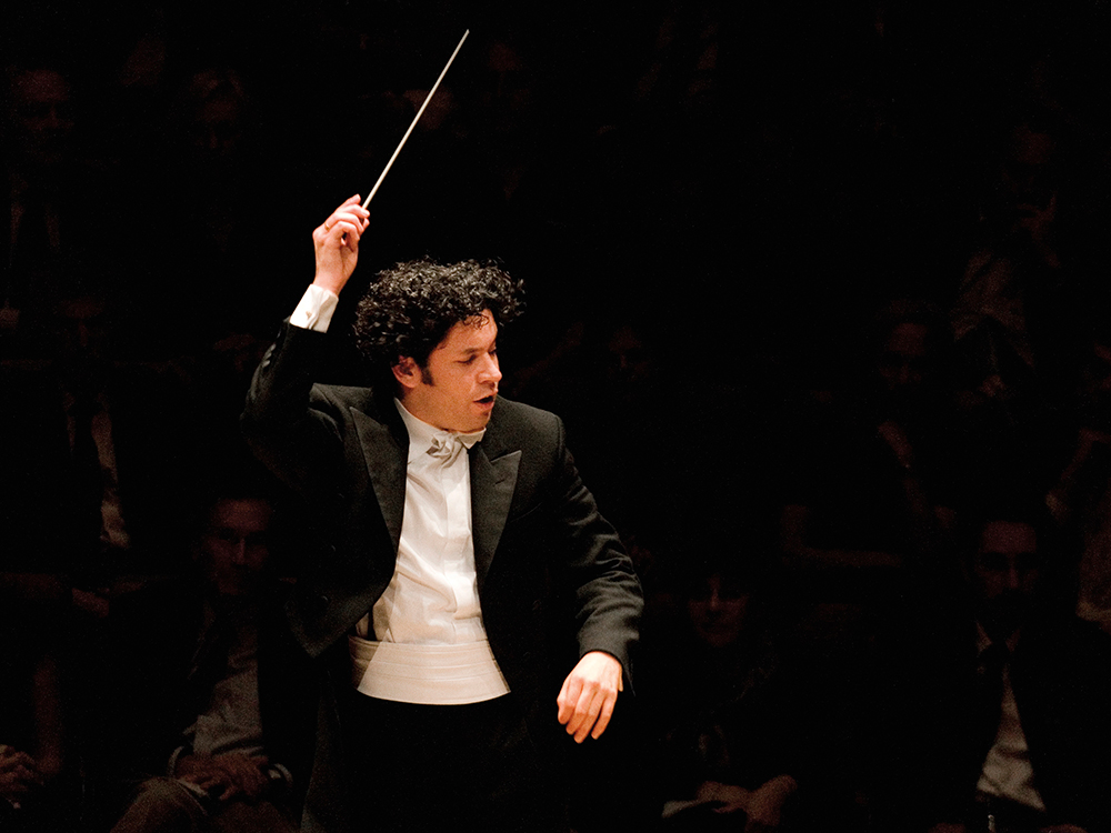 Gustavo Dudamel and the Los Angeles Philharmonic