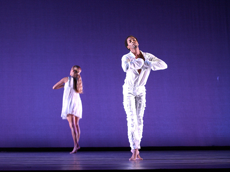 Mark Morris Dance Group, at Lincoln Center