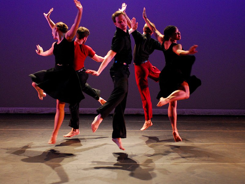 Mark Morris Dance Group/Love Song Waltzes